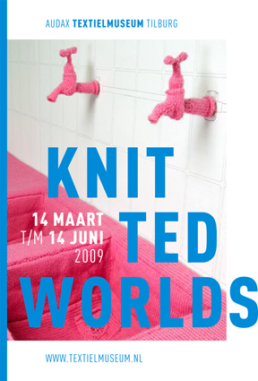 knitted worlds flyer